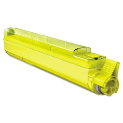 MSX74YHC Remanufactured 106R01079 High-Yield Toner, Yellow