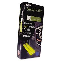 "Miller's Creek Snaplights, 6""l x 3/4""w, Blue, 10/Pack"