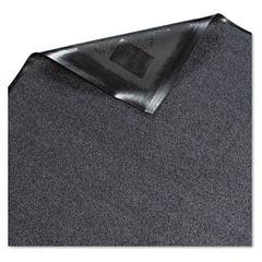 Guardian Platinum Series Indoor Wiper Mat, Nylon/Polypropylene, 36 x 60, Gray