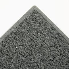 3M Dirt Stop Scraper Mat, Polypropylene, 48 x 72, Slate Gray