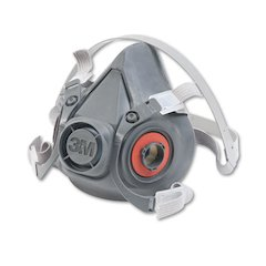 Half Facepiece Respirator 6000 Series, Reusable, Large
