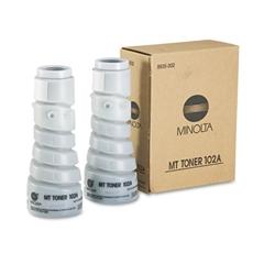 8935202 Toner Bottle, 12000 Page-Yield, 2/Box, Black