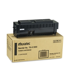 Muratec TS41300 Toner, 16000 Page-Yield, Black