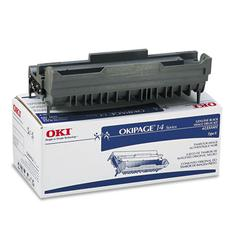 Oki 41331601 Drum Unit, Black