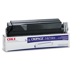 41331701 Toner, 4000 Page-Yield, Black