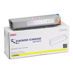 41963601 Toner (Type C4), 15000 Page-Yield, Yellow