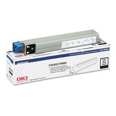 Oki 42918904 Toner (Type C7), 15000 Page-Yield, Black