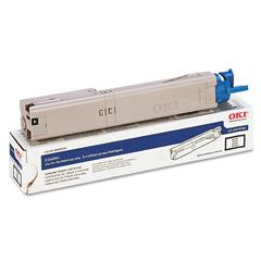 Oki 43459304 High-Yield Toner, 2500 Page-Yield, Black