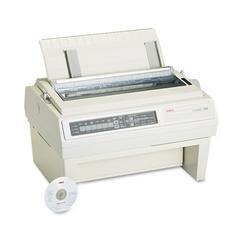 Oki Pacemark 3410 Nine-Pin Dot Matrix Printer