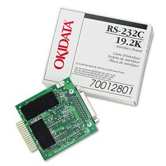Oki Internal RS-232C Interface for Okidata Microline ML-320/321/520/521/590/591