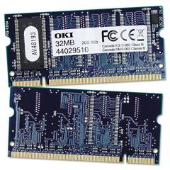 Oki RAM Memory for B400 Series, 32MB