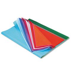 Spectra Art Tissue, 10lb, 20 x 30, Assorted, 100/Pack