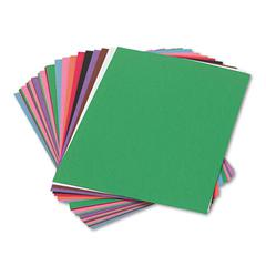 SunWorks Construction Paper, 58 lbs., 9 x 12, Assorted, 50 Sheets/Pack