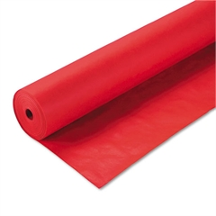 """Pacon Spectra ArtKraft Duo-Finish Paper, 48 lbs., 48"""" x 200 ft, Flame"""