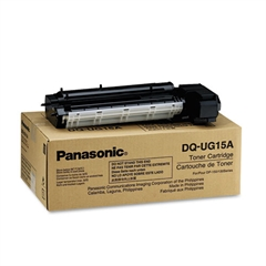 DQUG15A Toner, 5000 Page-Yield, Black