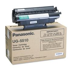 Panasonic UG5510 Toner, 9000 Page-Yield, Black
