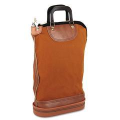 Company Regulation Post Office Security Mail Bag, Zipper Lock, 14w x 18h