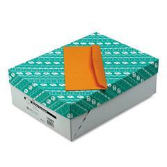 Kraft Envelope, #11, 4 1/2 x 10 3/8, Brown Kraft, 500/Box