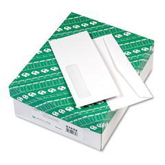 Quality Park Window Envelope, #10, White, 500/Box