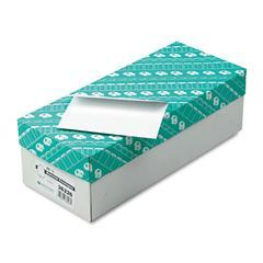 Quality Park Greeting Card/Invitation Envelope, #5 1/2, White, 500/Box