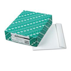 Open Side Booklet Envelope, 9 x 12, White, 100/Box