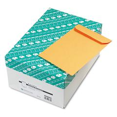Catalog Envelope, 6 1/2 x 9 1/2, Brown Kraft, 500/Box