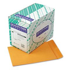 Quality Park Catalog Envelope, 9 x 12, Brown Kraft, 250/Box