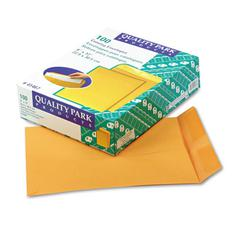 Quality Park Catalog Envelope, 9 x 12, Brown Kraft, 100/Box