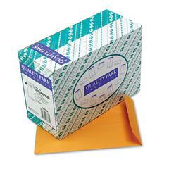 Quality Park Redi-Seal Catalog Envelope, 10 x 13, Brown Kraft, 250/Box