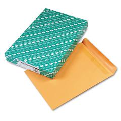Redi Seal Catalog Envelope, 12 x 15 1/2, Brown Kraft, 100/Box