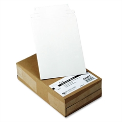 Photo/Document Mailer, Redi Strip, 6 x 8, White, 25/Box