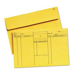 Quality Park Attorney's Open Side Envelope, Ungummed, 10 x 14 3/4, Cameo Buff, 100/Box
