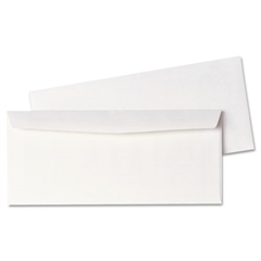 Quality Park Business Envelope, #10, 4 1/8 x 9 1/2, White, 500/Box