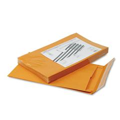 Redi Strip Kraft Expansion Envelope, 10 x 15 x 2, Brown, 25/Pack