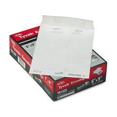 Tyvek Mailer, #55, 6 x 9, White, 100/Box