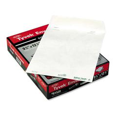 Tyvek Mailer, 9 1/2 x 12 1/2, White, 100/Box