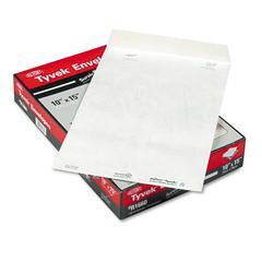 SURVIVOR Tyvek Mailer, Side Seam, 10 x 15, White, 100/Box