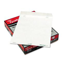 Tyvek Mailer, 12 x 15 1/2, White, 100/Box