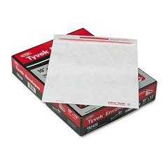 Advantage Flap Stik Tyvek Mailer, 10 x 13, White, 100/Box