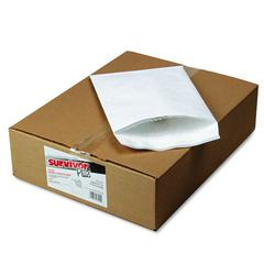 DuPont Tyvek Air Bubble Mailer, Self Seal, 9 x 12, White, 25/Box