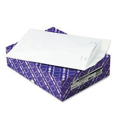 Quality Park Ship-Lite Redi-Flap Mailer, Side Seam, 10 x 13, White, 100/Box