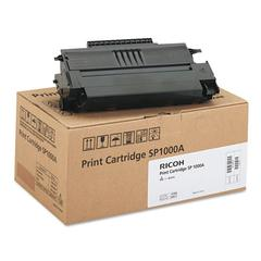 InfoPrint Solutions Company 413460 High-Yield Toner, 4000 Page-Yield, Black