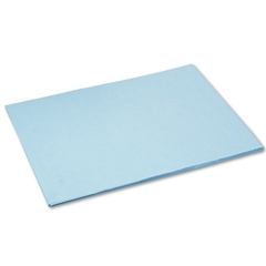 Tru-Ray Construction Paper, 76 lbs., 18 x 24, Sky Blue, 50 Sheets/Pack