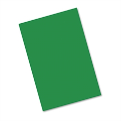 Pacon Riverside Construction Paper, 76 lbs., 12 x 18, Holiday Green, 50 Sheets/Pack