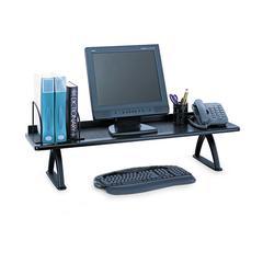 Safco Value Mate Desk Riser, 100-Pound Capacity, 42 x 12 x 8, Black