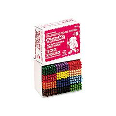 Fiddle Sticks Washable Markers, Fine Point, 12 Colors, 216/Pack