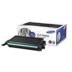 CLPK660A Toner, 2500 Page-Yield, Black