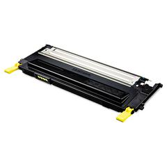 CLTY409S Toner, 1000 Page-Yield, Yellow