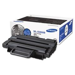 Samsung MLD2850B High-Yield Toner, 5000 Page-Yield, Black
