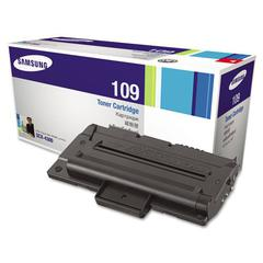 Samsung MLTD109S Toner, 2000 Page-Yield, Black